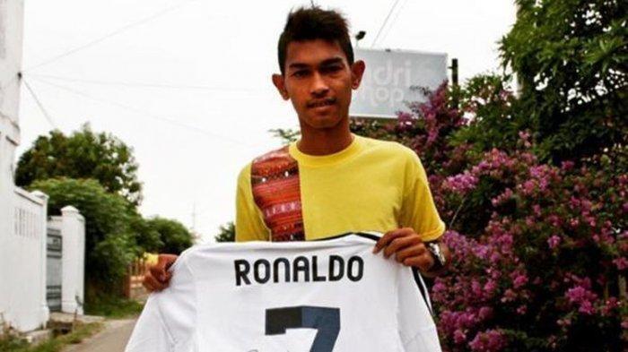 Martunis Lelang Jersey PemberianCristiano Ronaldo, Nggak Nyangka Responnya Bikin Tersentuh