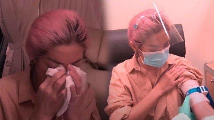 Jessica Iskandar Idap 2 Penyakit ini, Menangis Takut Tak Bisa Bertemu El Barack, Erick: Kasihan Dia