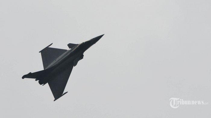 Terungkap Keinginan Indonesia Membeli 48 Jet Tempur Rafale dari Prancis