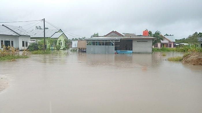 Kepala BPBD Kabupaten Belitung Catat Ini Lokasi Banjir di Tanjungpandan