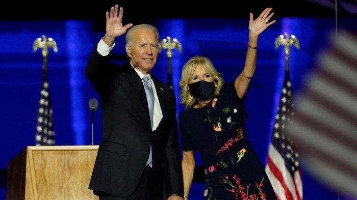 Inilah Sosok Jill Biden, Sulit Ditaklukkan Joe, 5 Kali Dilamar Baru Diterima