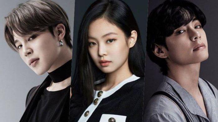 Jimin, Jennie, dan V Puncaki Ranking Brand Reputasi Individual Januari 2021