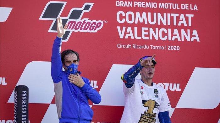Juara Dunia MotoGP 2020, Joan Mir Tidak Gunakan Nomor 1, Dua Kali Juara Dunia Pakai Nomor 36