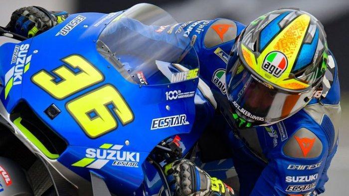 Suzuki Berjaya di MotoGP Eropa, Joan Mir Jadi Juara Baru, Tinggal 1 Kali Naik Podium Lagi