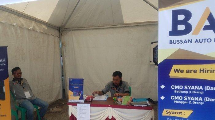 19 Perusahaan Buka Lowongan Kerja, Datang Segera ke Stand Job Fair di Festival Tanjung Kelayang