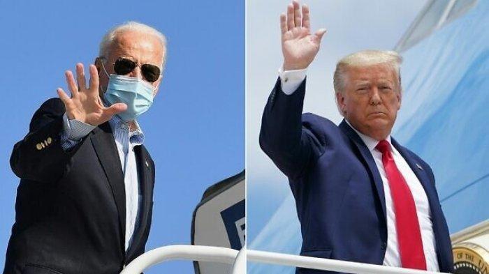 Kubu Joe Biden Yakin Menang Pilpres AS 2020, Masih Ada Penghitungan Suara di Negara Bagian Ini