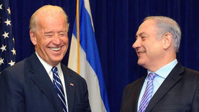 Joe Biden Telpon Netanyahu, Israel Ngotot Serang Palestina, Amerika Minta Gencatan Senjata