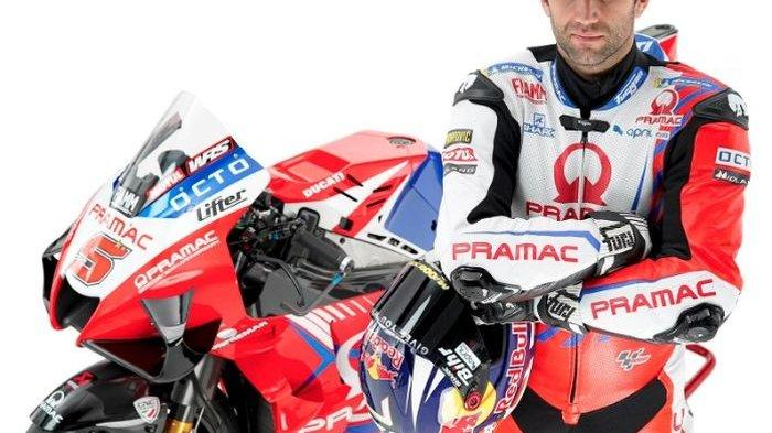 Takut Hubungannya Terganggu, Johann Zarco Tak Senang Tim Valentino Rossi Bergabung ke Ducati