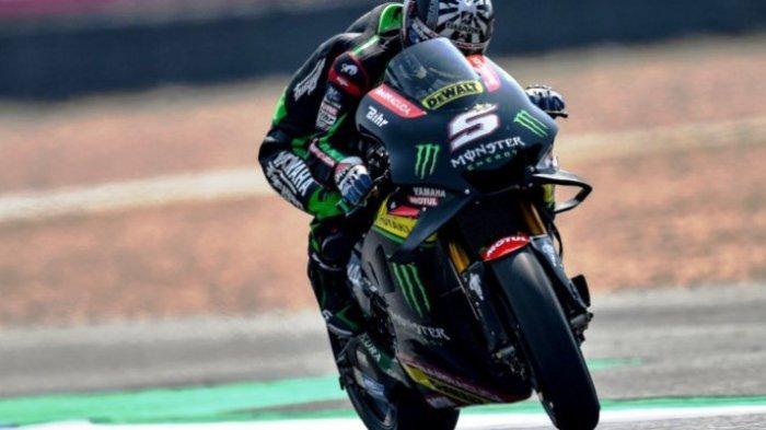 Johann Zarco Start Pertama di GP Qatar, Valentino Rossi Sebut Pemilihan Ban Jadi Kunci