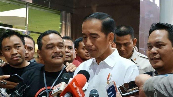Malam Ini Jokowi Ungkap Ciri-ciri Cawapresnya, Perhatikan Gestur dan Diksinya di Acara Samawi