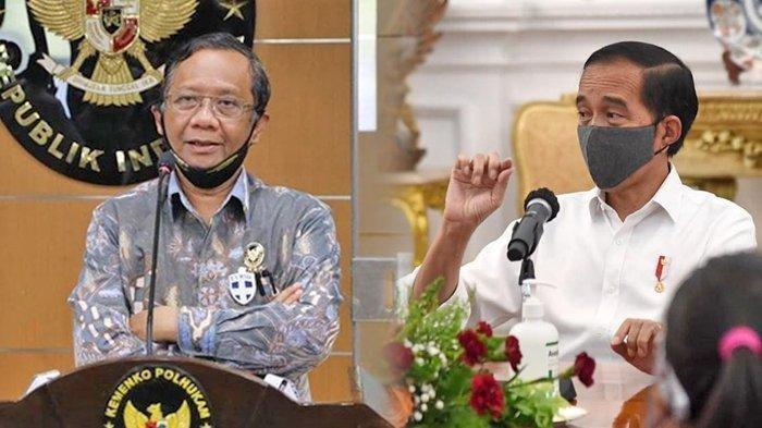 Presiden Jokowi Ambil Sikap Terkait Polemik RUU HIP, dan Sudah Siapkan Surat untuk DPR RI