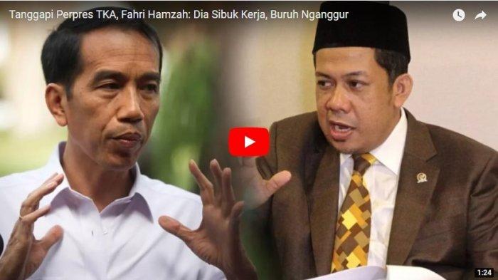Petinggi PDIP 'Ngamuk' Saat Fahri Hamzah Sebut Jokowi Tak Dapat Tiket Pilpres 2019