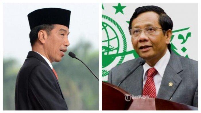 Pasangan Jokowi-Mahfud MD Dikabarkan Bakal Dideklarasikan Kamis Sore Ini