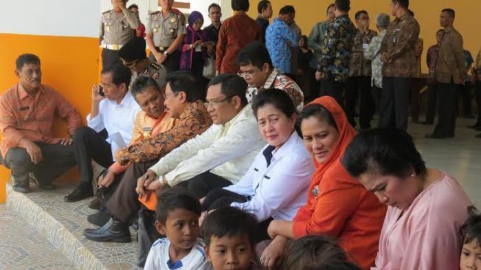 7 Menteri yang Dicopot Pernah Kunjungi Bangka Belitung, Satu di Antaranya Sempat Cicipi Gangan