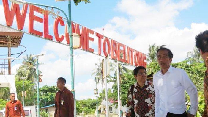 Hasil Real Count KPU, Senin (29/5) - Inilah Penyebab Penyebab Jokowi-Ma'ruf Menang di Pulau Belitung