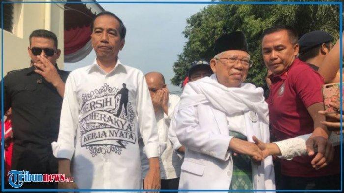 Bukan dari Parpol, Ini Tiga Calon Ketua Timses Jokowi-Ma'ruf