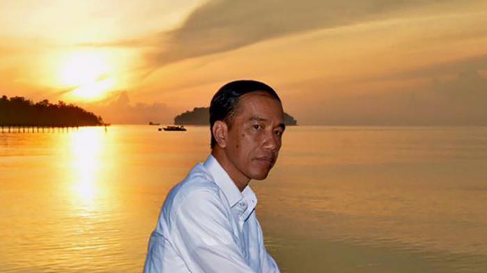 Presiden Jokowi Dikabarkan Batal Saksikan Gerhana di Belitung