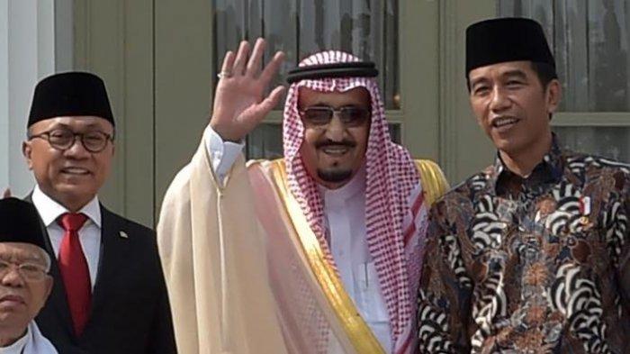 Rela Kehujanan Demi Raja Salman, Jokowi Sekarang Kecewa Karena Ini