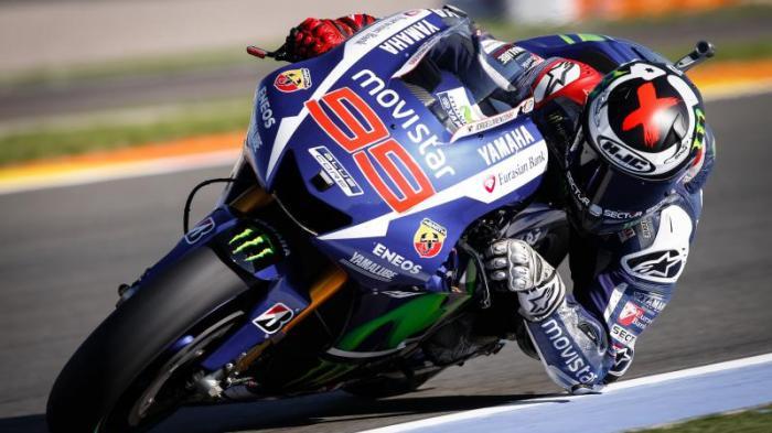 Jorge Lorenzo Juara MotoGP Italia 2016