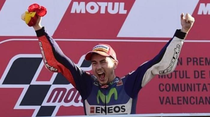 Jorge Lorenzo Masih Berpeluang Jadi Juara MotoGP Tahun Ini