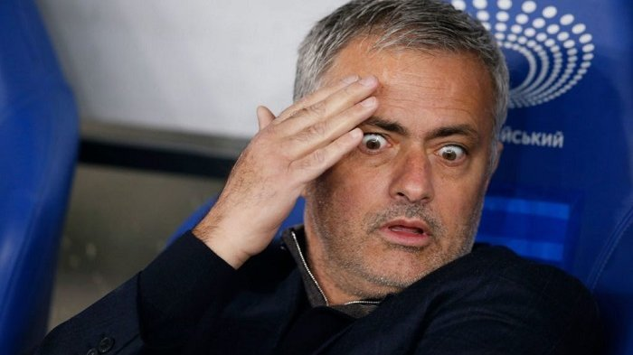 Manchester United Ditahan Imbang 1-1 Kontra Arsenal, Ini Reaksi Jose Mourinho