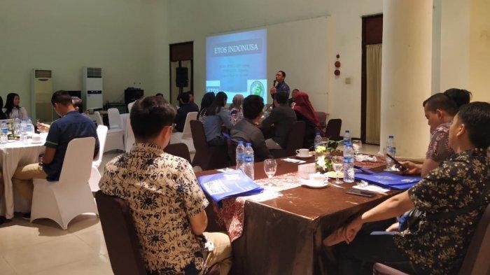 Etos Indonusa Kenalkan Jasa Pengendalian Hama pada Pihak Perhotelan Belitung