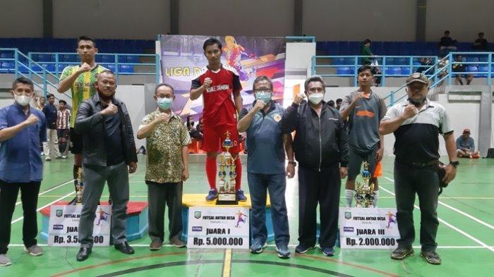 Kades Harus Terus Galakkan Olahraga - juara-ii-iii-cabang-futsal-liga-desa-belitung-timur-2021.jpg