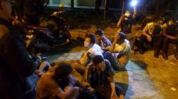 Oknum TNI dan Polisi Tepergok Judi Kodok-kodok, Disergap Tim Polda Babel dan CPM