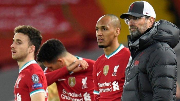 Setan Merah Kudeta Liverpool, Fabinho: Fokus Kami Tidak Hanya pada Man United