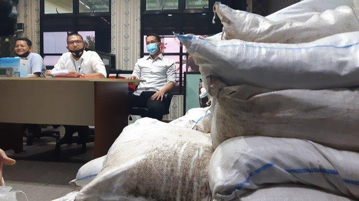 Begini Kronologi Penyelundupan Pasir dan Balok Timah yang Berhasil Digagalkan Polda Bangka Belitung