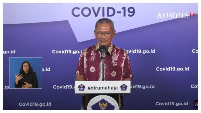 Update Corona di Indonesia 2 Juni 2020: Bertambah 609 Pasien, Kini Ada Total 27.549 Kasus Positif