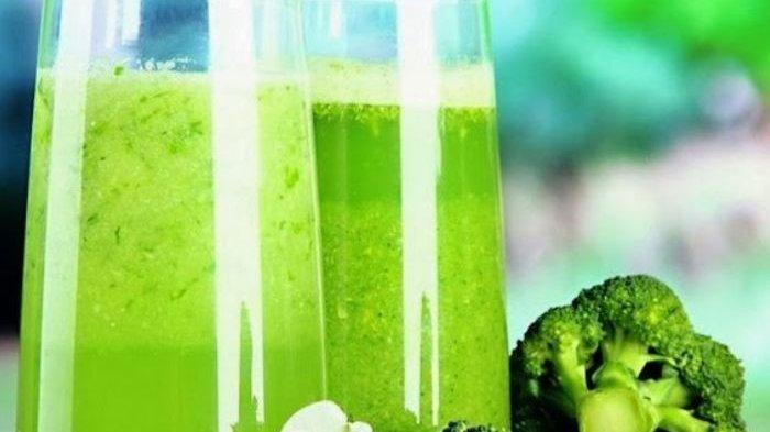 Sederet Jus Sayuran Hijau Ini Bisa Dikonsumsi Saat Sedang Diet