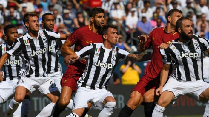 Menang Tipis Saat Jamu AS Roma, Juventus Tempel Ketat Napoli di Klasemen Sementara