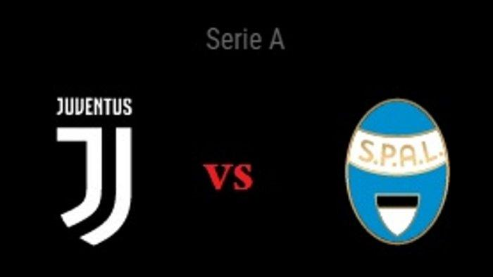 SIARAN LANGSUNG Liga Italia Juventus Vs Spall, Sarri Benahi Lini Belakang