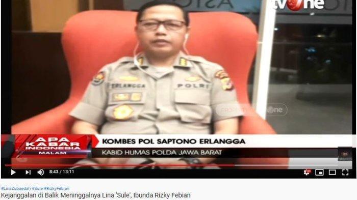 Detik-detik Kematian Lina dari Olah TKP Diungkap, Saptono: Jatuh Tengkurap setelah Lepas Mukena