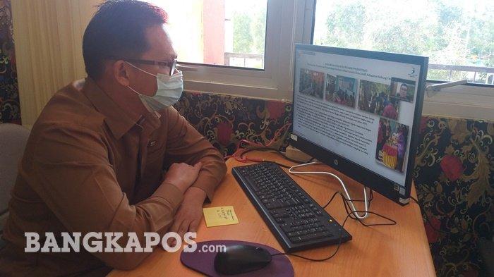 Dinas Perpustakaan Belitung Timur Bakal Kembangkan Literasi Digital