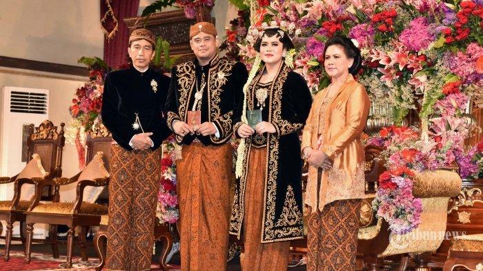 Mantan Pacar Kahiyang Hadiri Resepsi Pernikahan Meski Baper