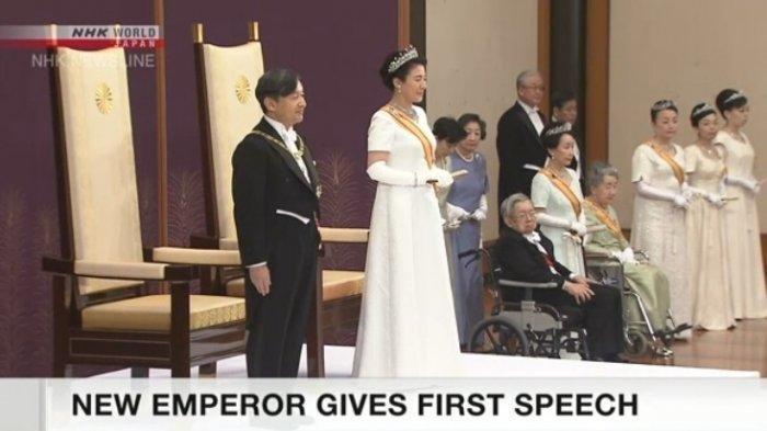 Era Reiwa Menandai Naik Tahtanya Naruhito Menggantikan Kaisar Akihito