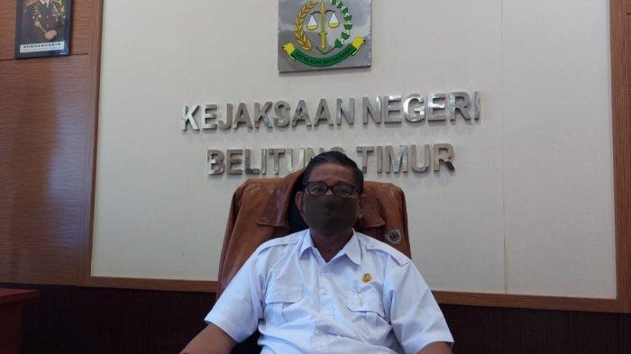 Kasus Dugaan Mark Up BBM Pemkab Beltim, Wabup Burhanudin Diperiksa Penyidik Kejaksaan Selama 4 Jam