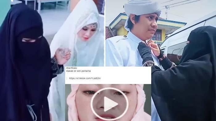 Klarifikasi Kakak Istri Pertama yang Antar Suami Nikah, Bukan Hoaks, Adikku Siapkan Mas Kawin