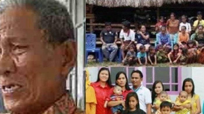 Kakek 74 Tahun Ini Punya 94 Orang Istri, Bahkan Pernah Menikahi 3 Wanita Dalam Waktu Sehari