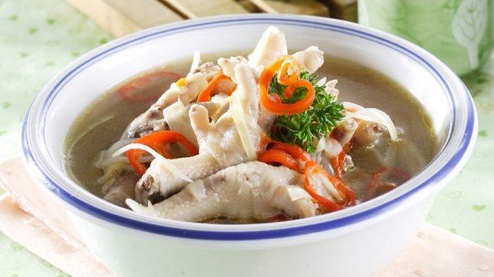 Tersaji dengan Kuah yang Super Nikmat, Kaki Ayam Masak Taoco Jadi Incaran Keluarga Begitu Disajikan