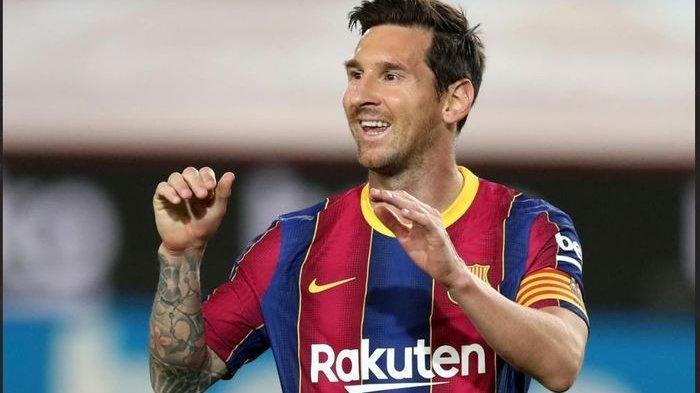 VIDEO Kaki Lionel Messi Dihantam saat Barcelona Vs Sevilla, Sialnya Barcelona Sial Tak Dapat Penalti