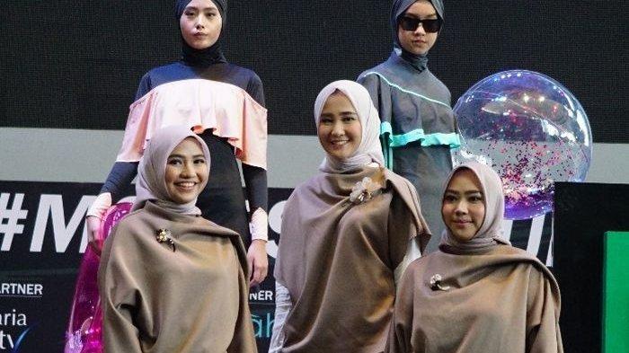 Inilah Tiga Dokter Gigi Cantik Jadi Pemenang di Ajang Modest Fashion Founders Fund 2019