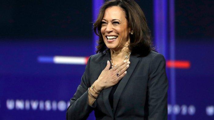 Kamala Harris Turunan India Sosok Calon Wakil Presiden Pendamping Joe Biden, Ini Biografinya