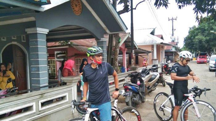 Sandiaga Lihat Langsung Aktivitas Nelayan di Desa Tanjung Binga: Kita Akan Membawa Beberapa Investor