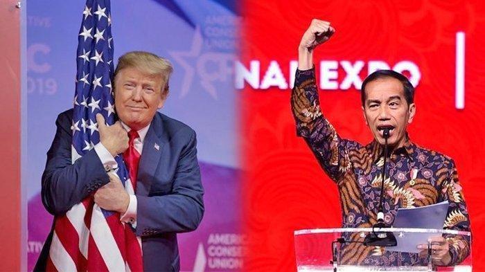 Donald Trump Janjikan Bantuan Ventilator Untuk Indonesia, Setelah Ngobrol Bareng Jokowi Lewat Telp