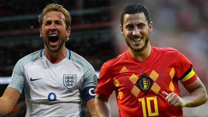Menunggu Nasib Dua Tim Raksasa Eropa Inggris dan Belgia, Simak Jadwal Matchday Ke-5 Piala Dunia