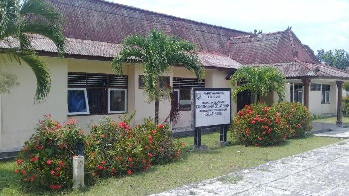 Sekilas Tentang Kecamatan Selat Nasik di Kabupaten Belitung