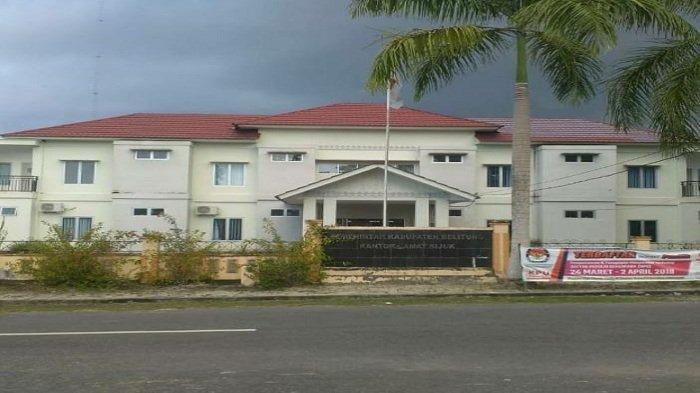 Kecamatan Sijuk Kabupaten Belitung